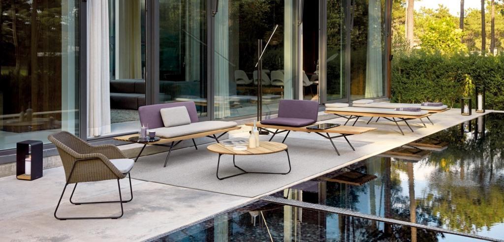 manutti gartenmöbel - exklusive outdoormöbel bei living garden, Garten ideen