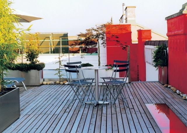 Terrassengestaltung
