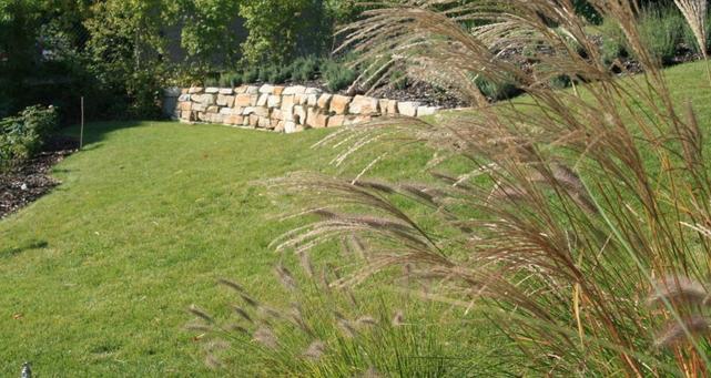 Hanggartengestaltung von Living Garden