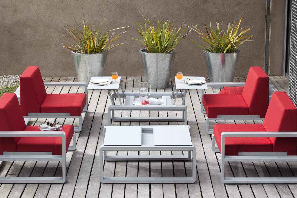 kama - Ego Paris Loungemöbel bei Living Garden Wien