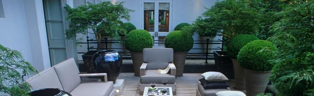 Terrassengestaltung von Living Garden