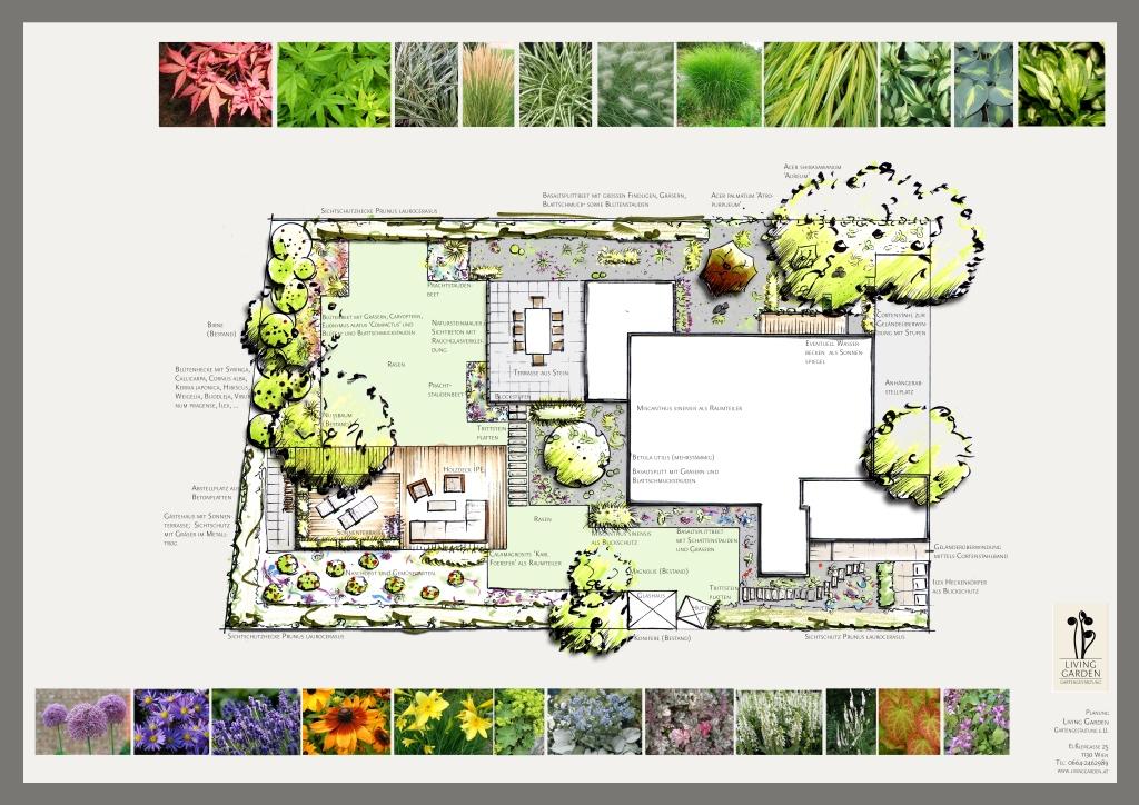 gartenplanung mit stil f r jedes budget. Black Bedroom Furniture Sets. Home Design Ideas