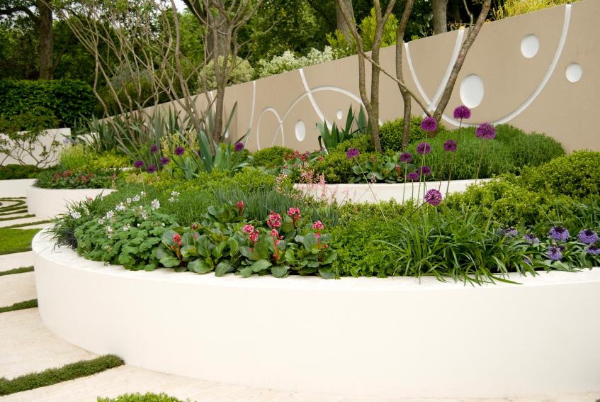 moderne Gartengestaltung von Living Garden Gartengestaltung