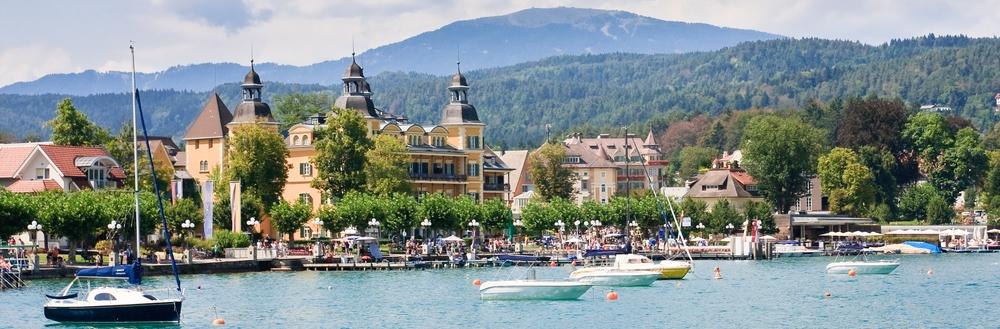 Gartengestaltung in Kärnten und um den Wörthersee