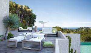 moderne.Terrassen